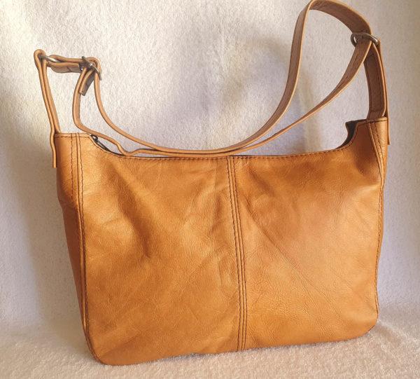 J&E Handbag Single Strap Tan